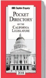 2018 Pocket Directory of the California Legislature