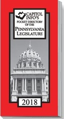 2018 Pocket Directory of the Pennsylvania Legislature